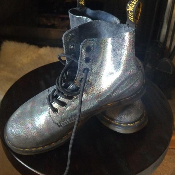 e6acb4abf9ac3 Dr. Martens Shoes | Doc Martens Pascal Womens Ankle Boot | Poshmark